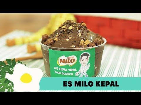 Resep Es Milo Kepal