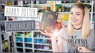 Harry Potter Schulbücher   + Verlosung