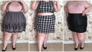 Hot Topic Plus Size Try-On