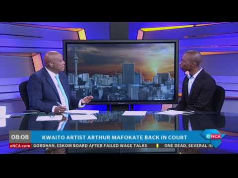 Arthur Mafokate Due In Court Mp3