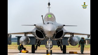 India Welcomes Rafale Fighter Jets
