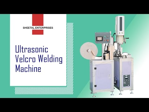 Ultrasonic Plastic Welding Machine 20khz-1800watt  (Analog)