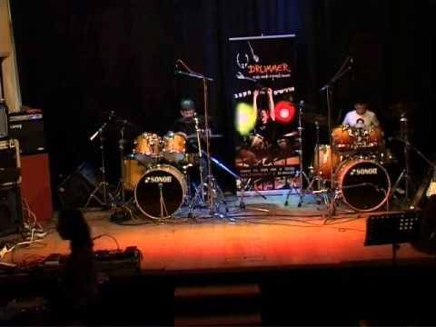 סולו תופים מתוך קונצרט 2010