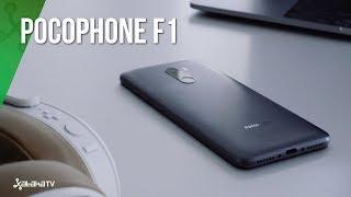 PocoPhone F1, análisis: RENDIMIENTO TOP al mejor precio