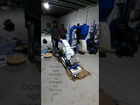 Maize Churi Cattle Feed, Making Machine In Rajkot