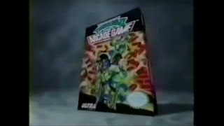 Picture of a game: Teenage Mutant Ninja Turtles 2: The Arcade Game