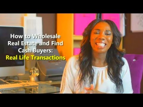 How to Wholesale Real Estate Step by Step: Real Life Transactions