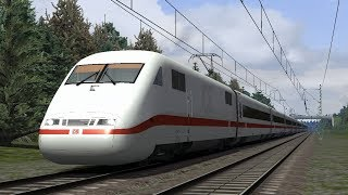 TS2018 Rail Disasters - Derailment at High Speed (1998 Eschede train disaster)