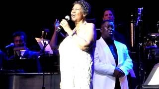 Aretha Franklin Amazing Grace (Live 6/14/14)