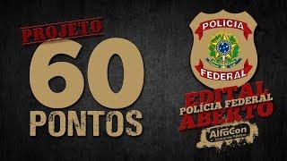 Aula Gratuita - Informática - Projeto 60 pontos - Prof. João Paulo - AO VIVO - AlfaCon