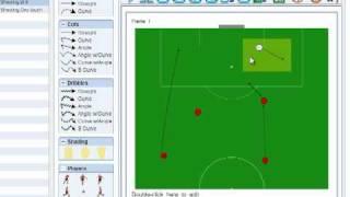 Soccer Help - Basic Diagramming