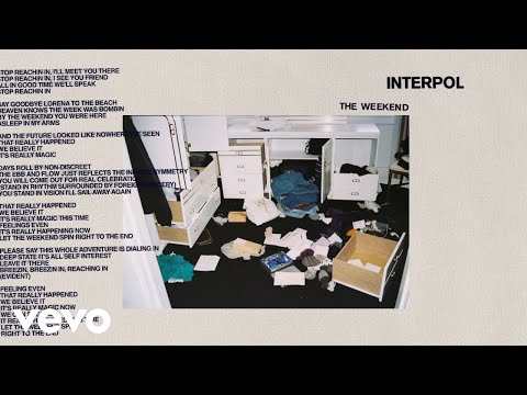 Interpol - The Weekend