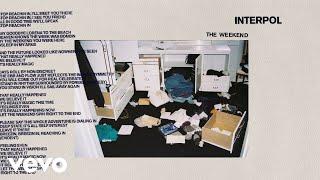 Interpol   The Weekend