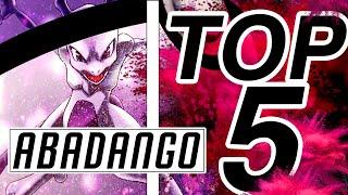 Top 5 Abadango Plays | Super Smash Bros. Wii U / 3DS
