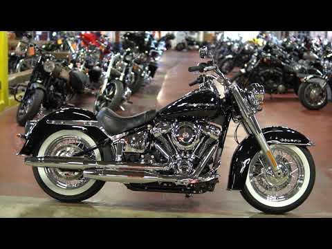 2019 Harley-Davidson Deluxe in New London, Connecticut - Video 1
