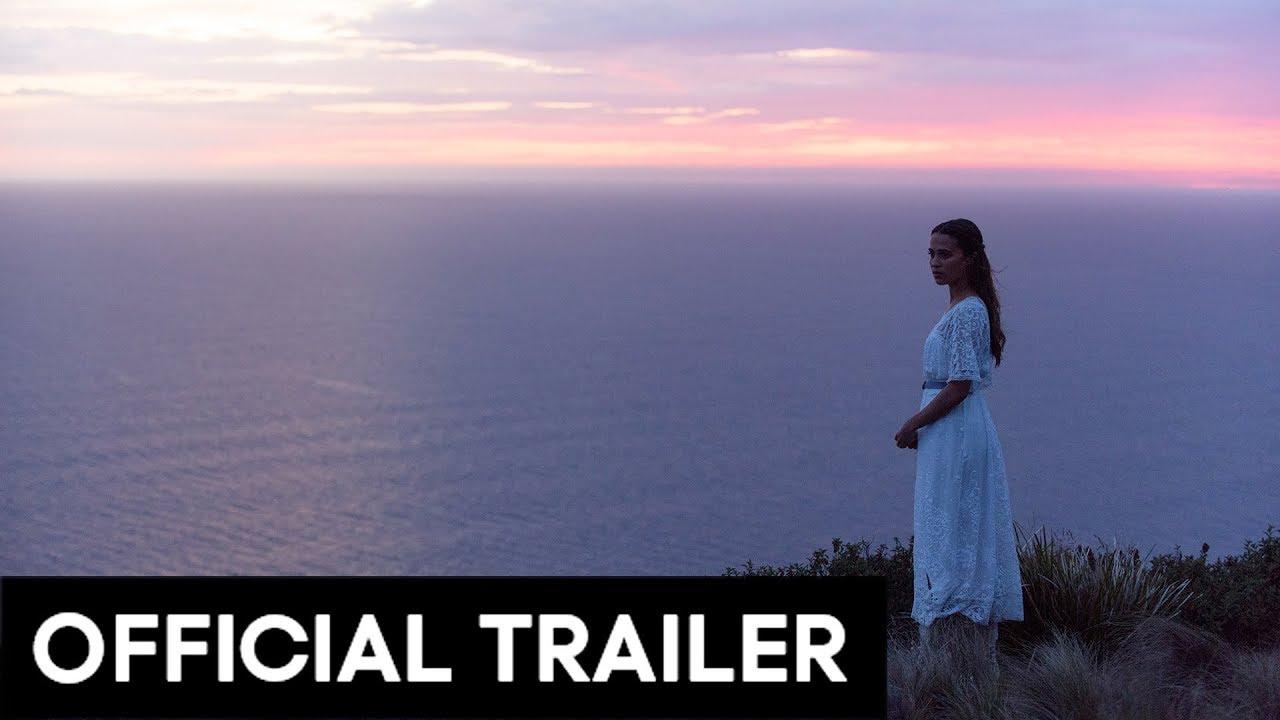 Trailer för Fyren mellan haven