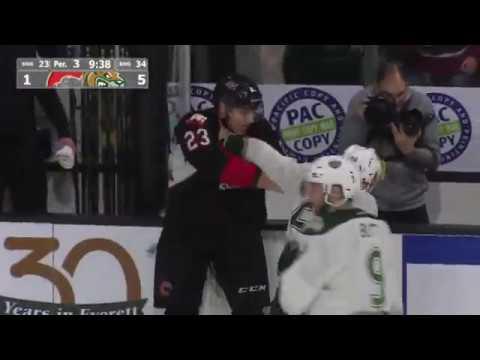 Mike MacLean vs Gianni Fairbrother