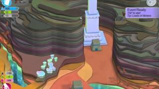 Godus Beta 2.3 - Ep. WW3 - Weyworld Treasure Temple 1 Built/ Unlocked