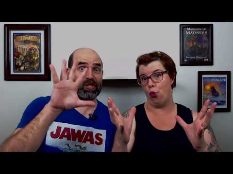 Stephane and Tracy Talk Tabletop - Overview of... Before the Earth Explodes