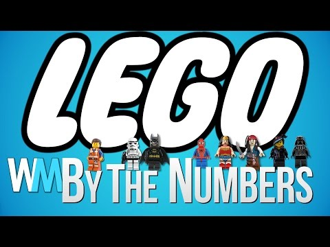 Astounding LEGO Facts: By The Numbers