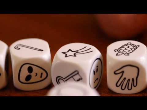 Youtube Video for Story Cubes - Hone Your Imagination!