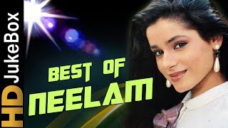 Best Of Neelam Songs  Best Of Bollywood Video Songs Collection  Superhit Hindi Songs