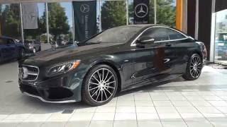 Mercedes-Benz 2015 S550 Coupe FA001433