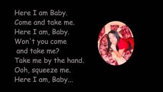 UB40 - Here I Am Baby (Come and take me) - With Lyrics