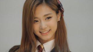 TWICE與JYP拍攝schoollooks校服廣告花絮