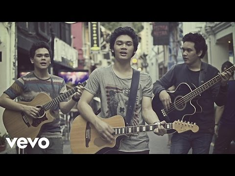 TheOvertunes - Dunia Bersamamu (Video Clip)