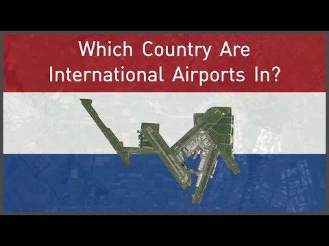 Jakému státu patří mezinárodní letiště?