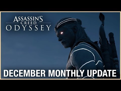 December Monthly Update  de Assassin's Creed Odyssey