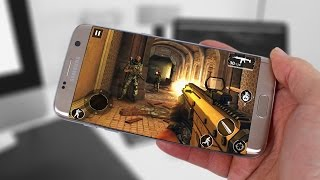 TOP 10 Android High Graphics Action Games | 2016