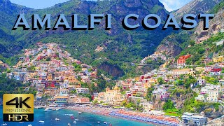 The Amalfi Coast I 4K Drone
