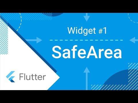 SafeArea – Flutter Widget of the Week