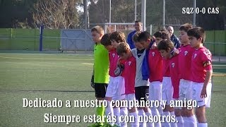 preview picture of video '19ª Jornada [3-2] Sant Quirze - UE Castellbisbal ALEVIN Mejor Equipazo 2014.'