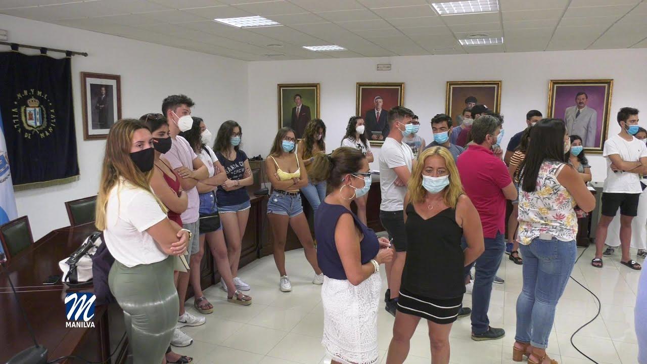 Universitarios realizarán prácticas en el ayuntamiento