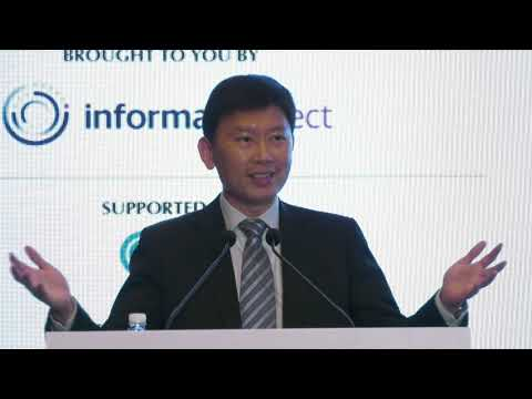 SMW2021 SMTC - Opening Address by Guest of Honour SMS Chee Hong Tat