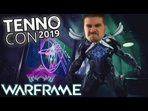TennoCon 2019 - Angry Reaction!