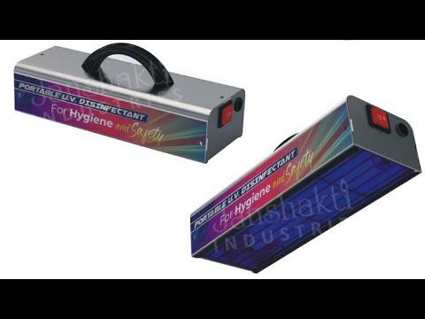 Handheld UV Disinfectant Torch