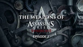 The Weapons Of Assassin's Creed Syndicate - The Kukri