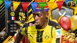 FIFA 17: F8TAL GERMANY #05 🎁 GEBURTSTAGS SPECIAL 🎉