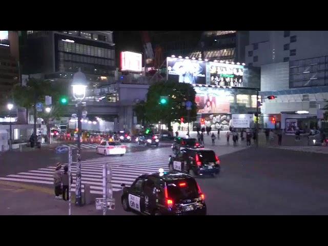 Live Webcam Shibuya Crossing, Tokyo