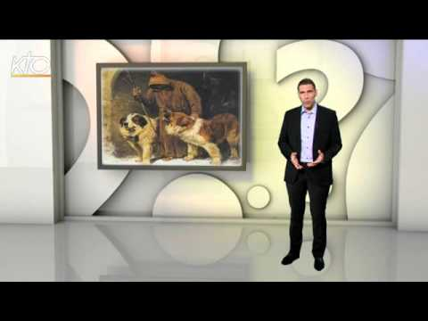 Pourquoi une race de chien a-t-elle pris le nom de Saint-Bernard ?
