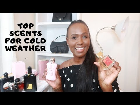 MY FAV SCENTS FOR COLD WEATHER  2019| SHOP CIERRA PERFUMES IN KENYA | Nelly Mwangi