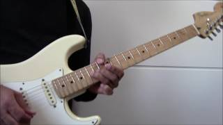 Fire (guitar cover) - Jimi Hendrix
