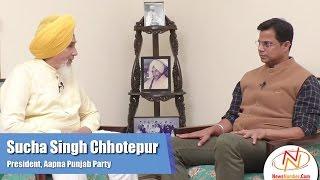 Sardar Sucha Singh Chhotepur 05/23/2017