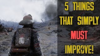 FALLOUT 76: 5 Things That Simply MUST Improve!