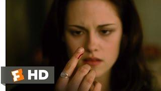 Twilight: New Moon 1/12 Movie CLIP Paper Cut -2009 HD