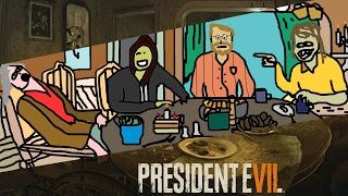 ▼Сюжет игры Resident Evil 7